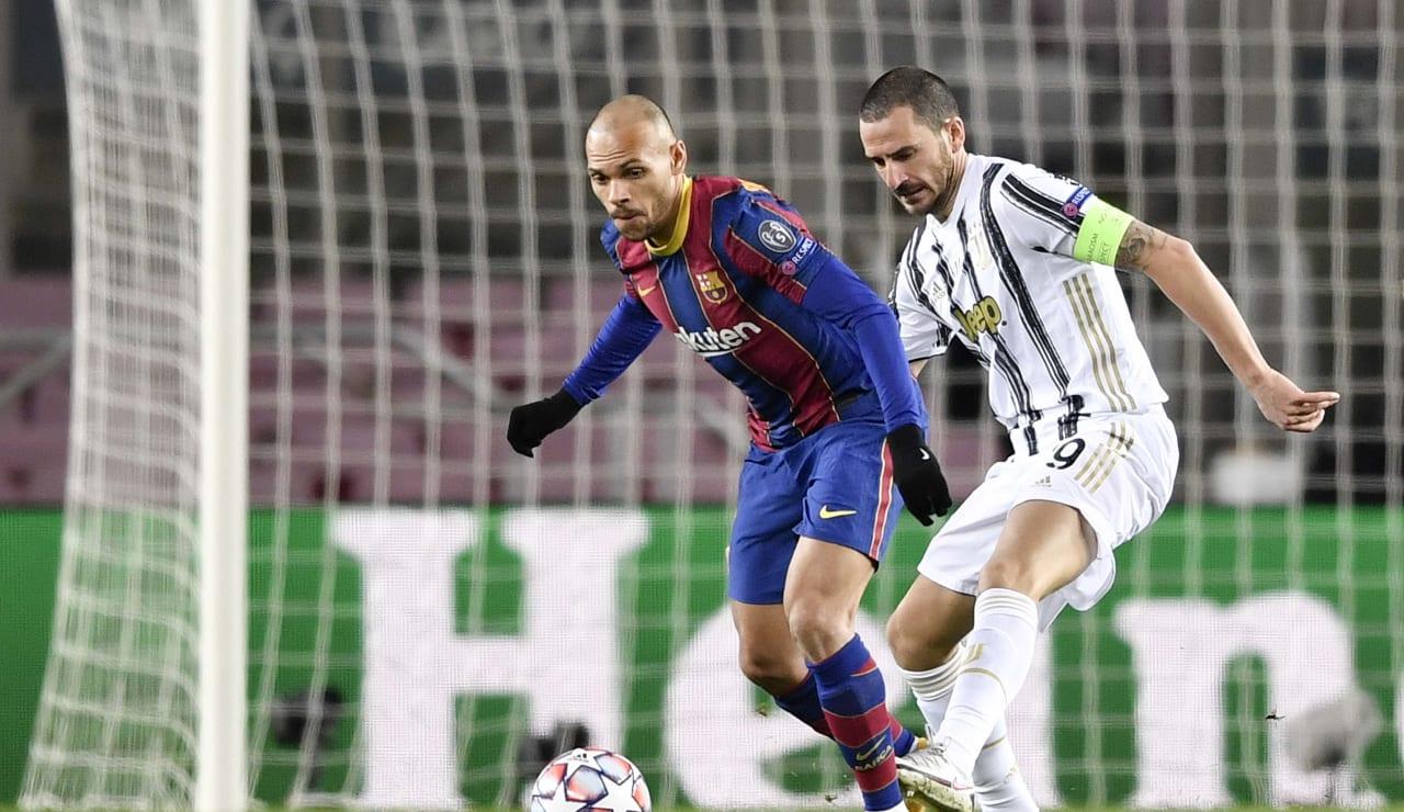 09 Barcelona Juventus 8 dicembre 2020