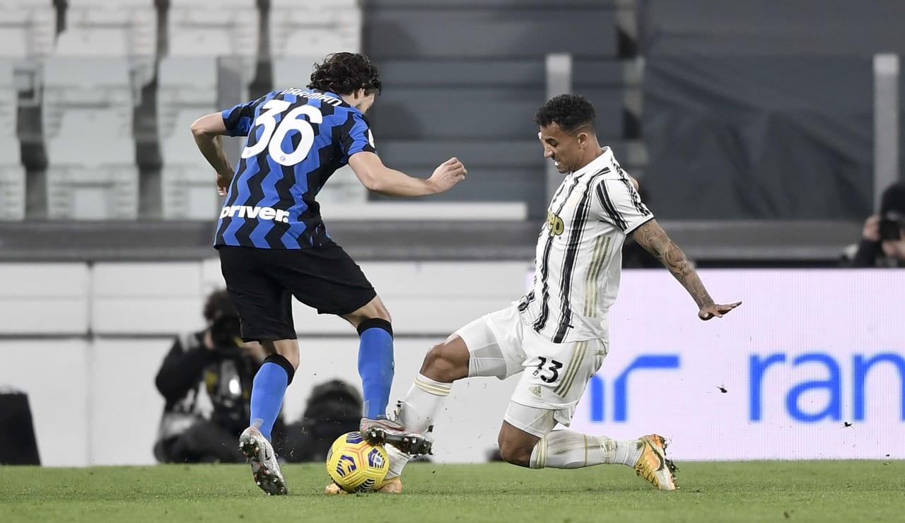 11 Juve Inter Coppa Italia 9 febbraio 2021