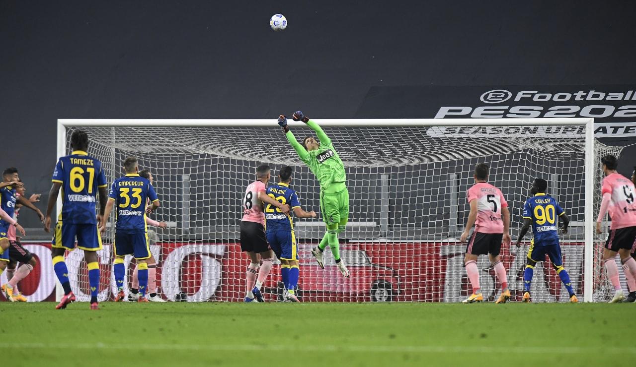 08 Juventus Hellas Verona 25 ottobre 2020