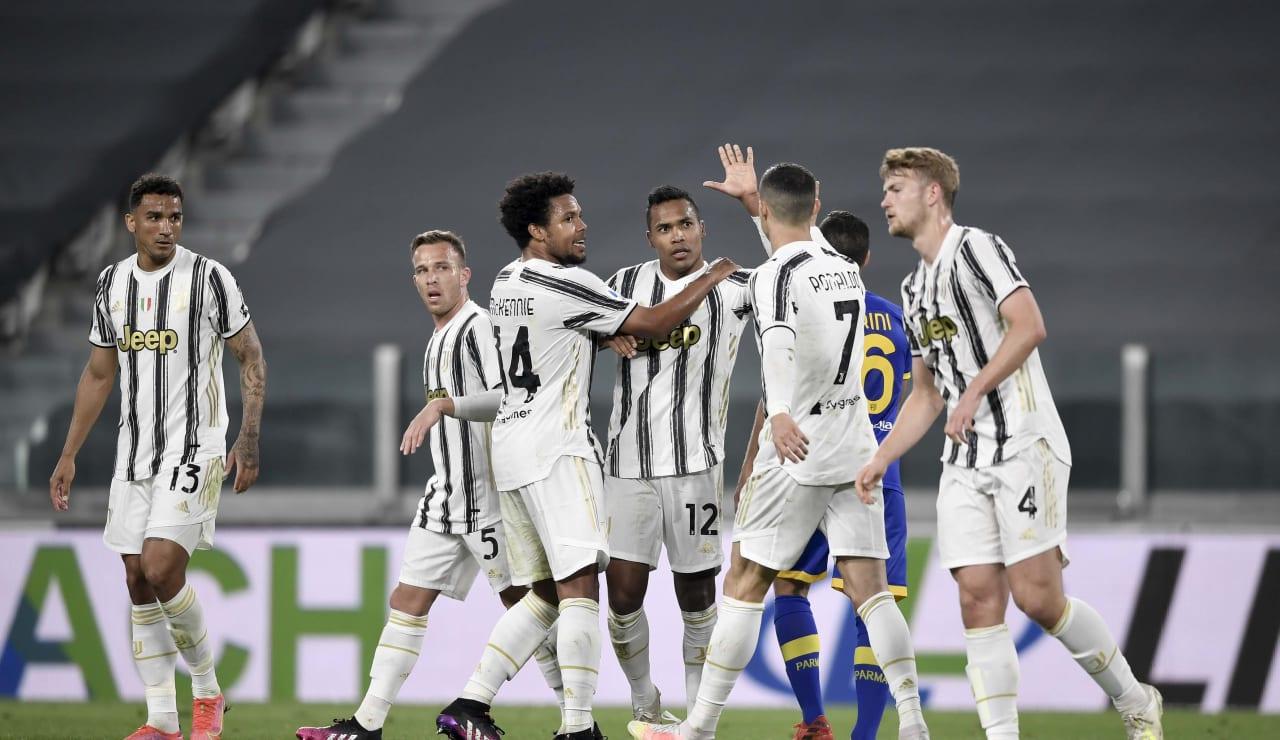 06 Juventus Parma 21 aprile 2021