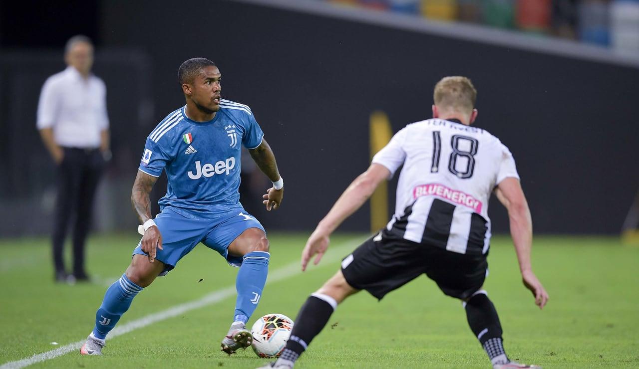 Udinese Juventus 23 luglio 2020 10