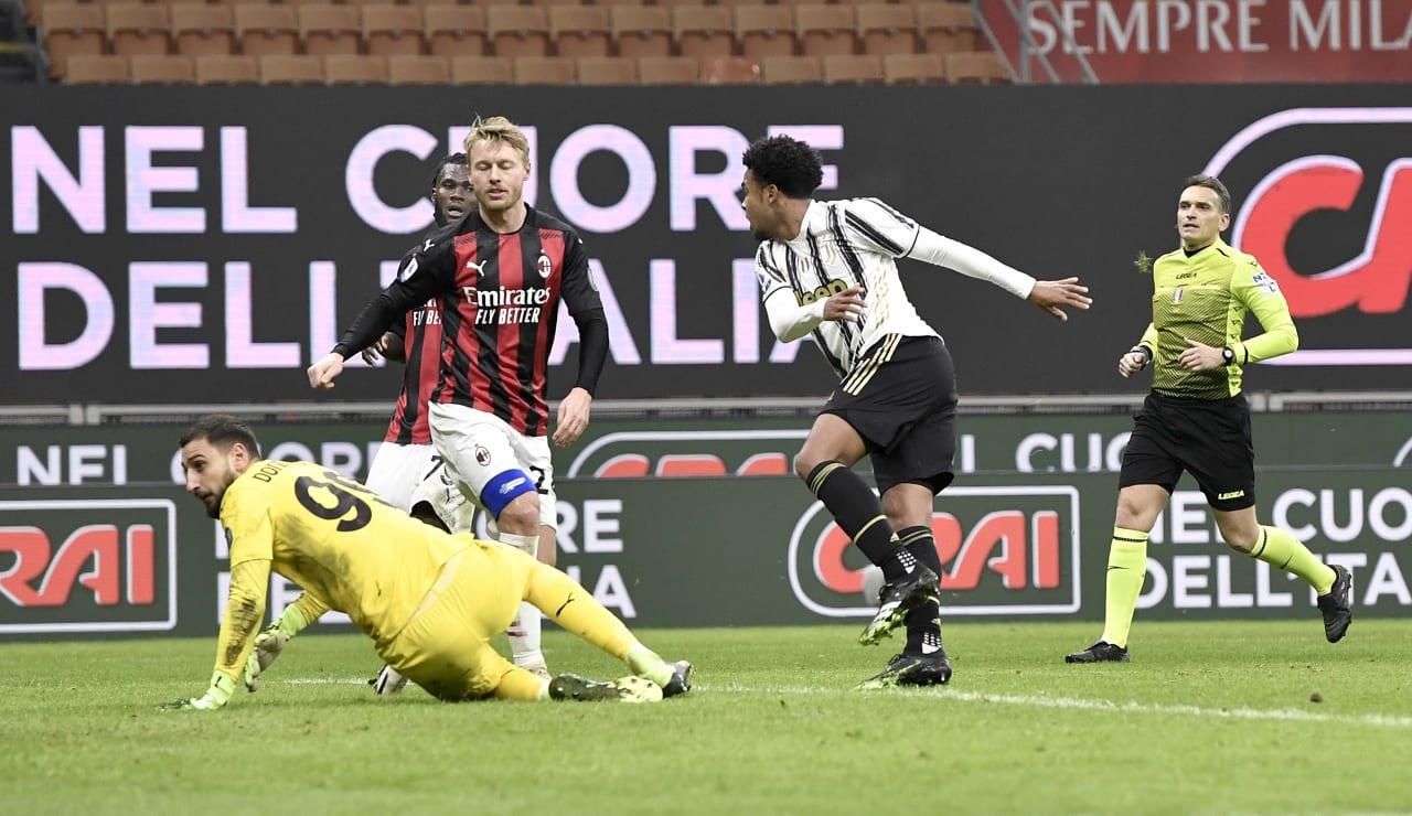 15 Milan Juve 6 gennaio 2021