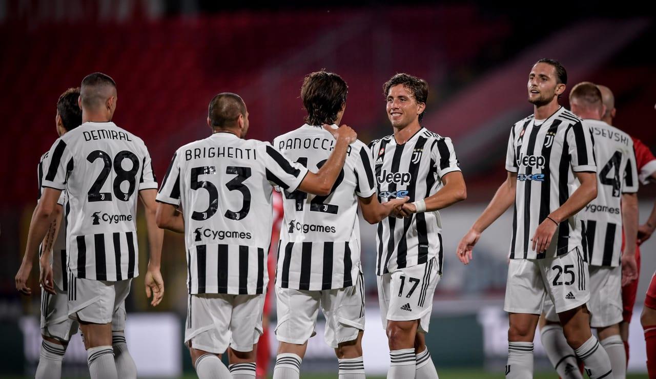 Monza-Juve match 20