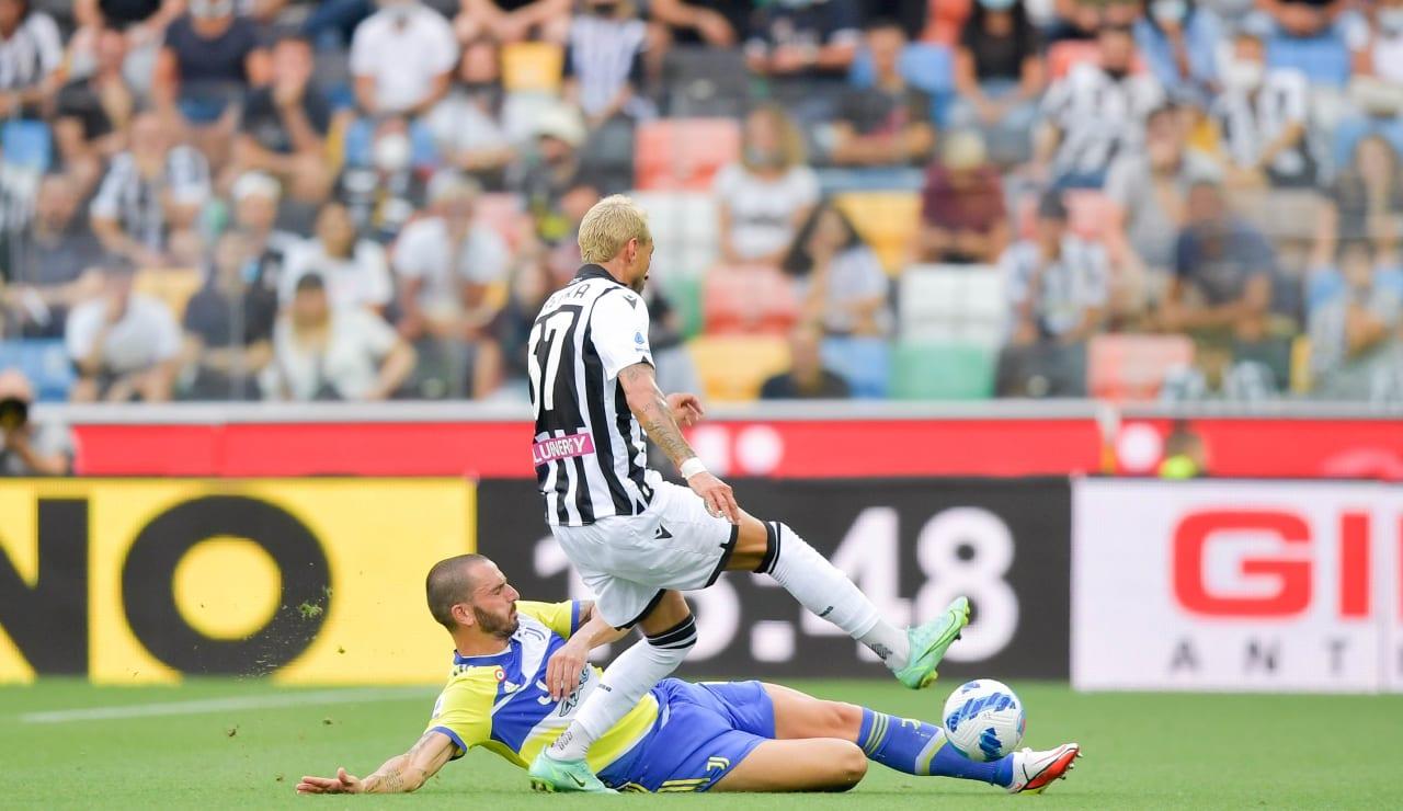 06 Udinese Juventus 22 agosto 2021