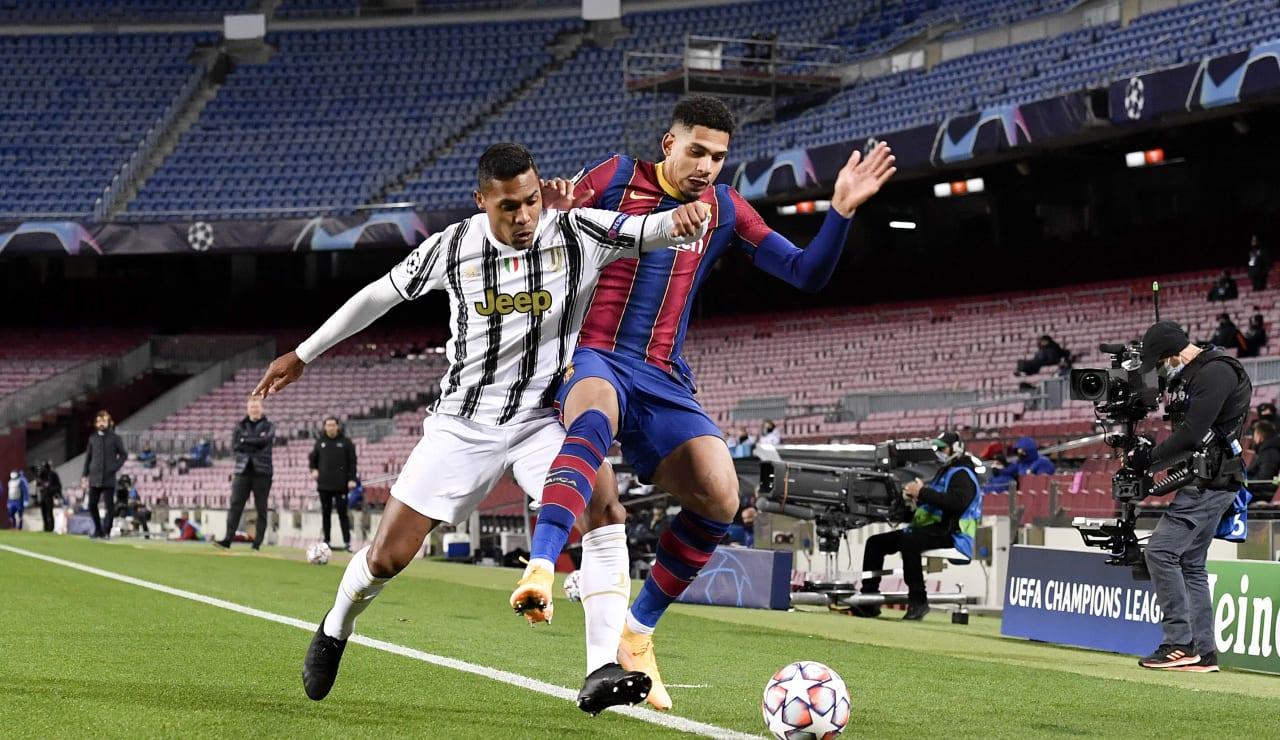 16 Barcelona Juventus 8 dicembre 2020