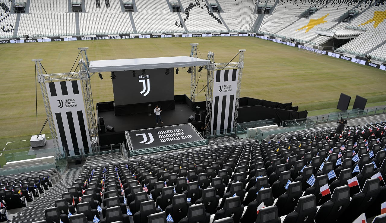 Juve world cup opening ceremony