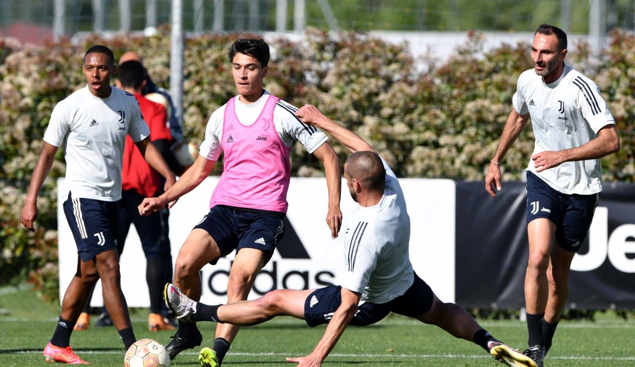 under 23 training 7 maggio21