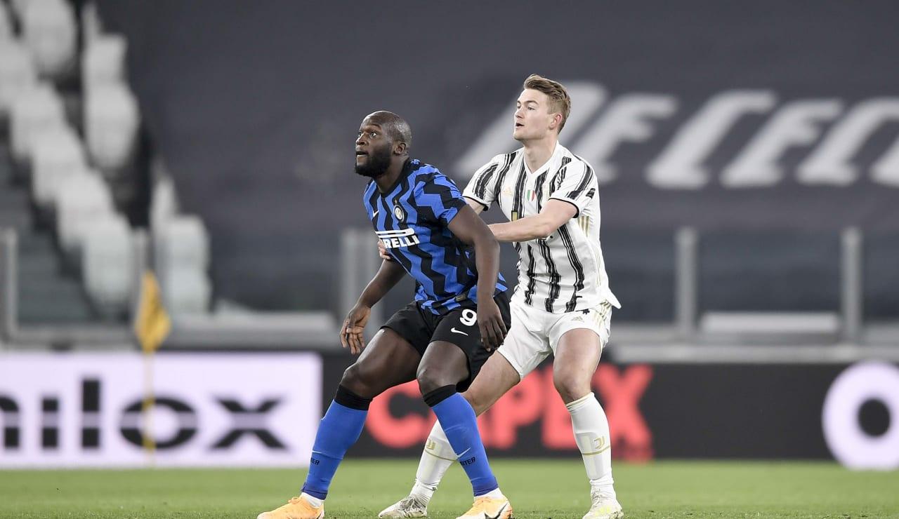 05 Juve Inter Coppa Italia 9 febbraio 2021