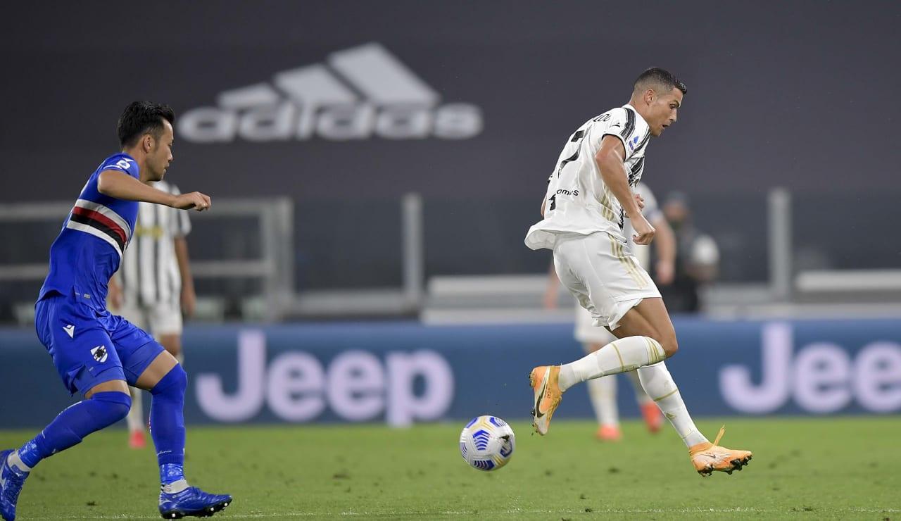 10 Juventus Sampdoria 20 settembre 2020