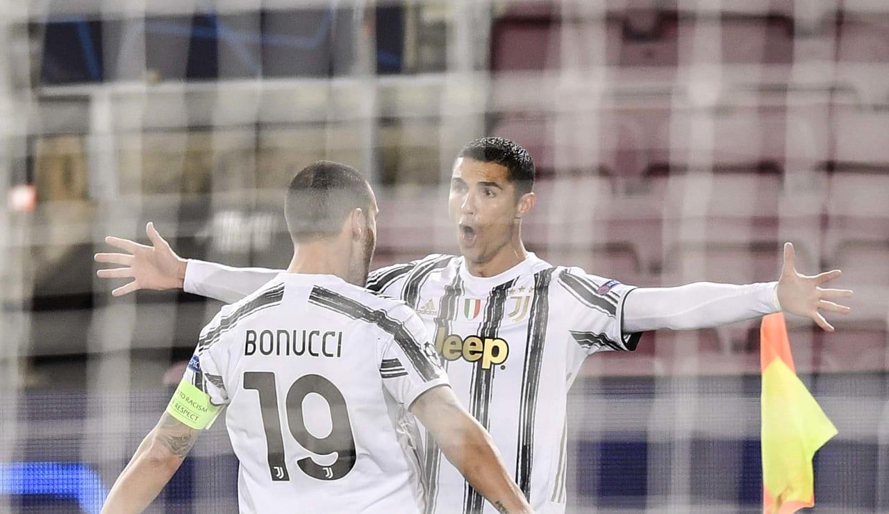 15 Barcelona Juventus 8 dicembre 2020
