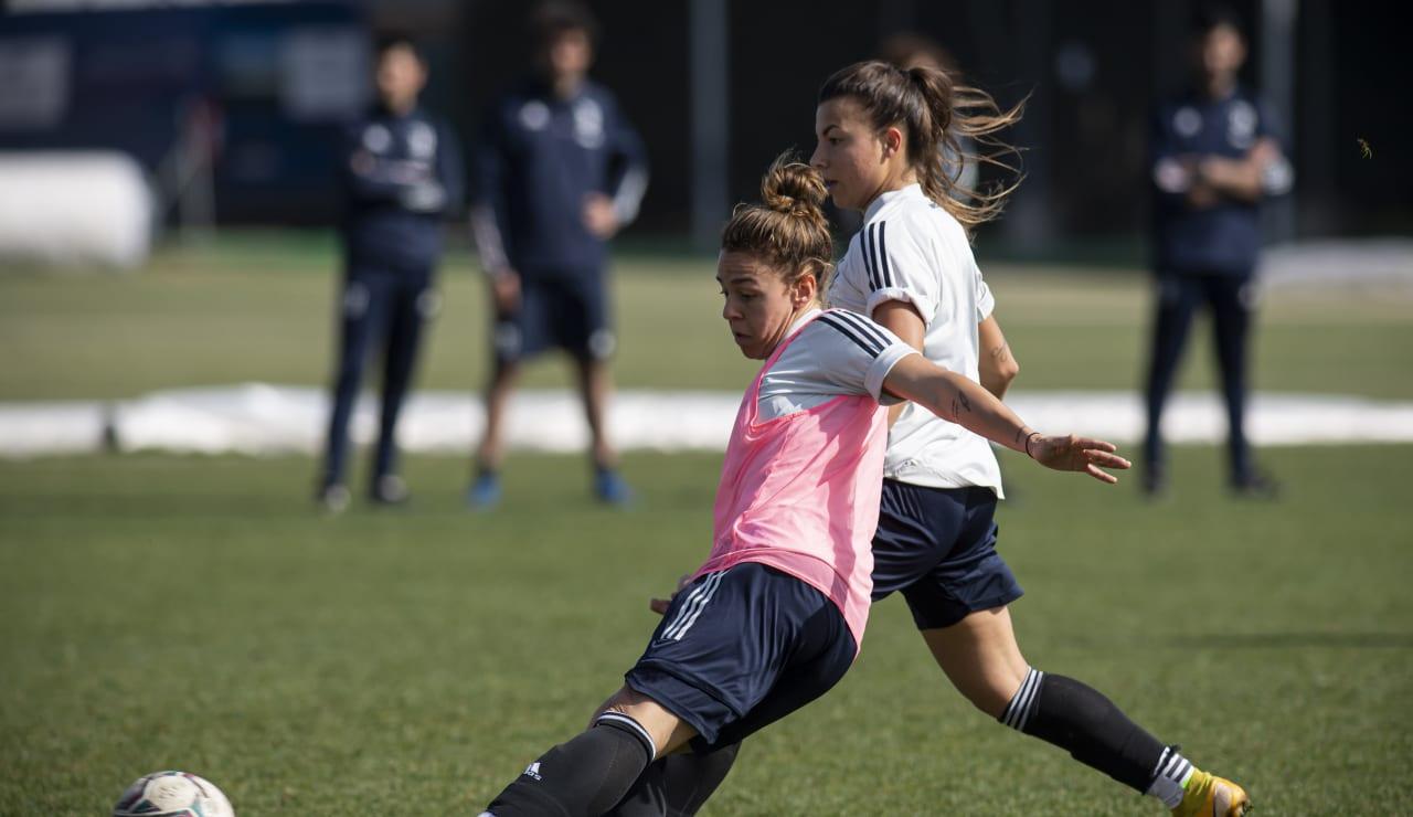 Women Training 26 febbraio  (27)