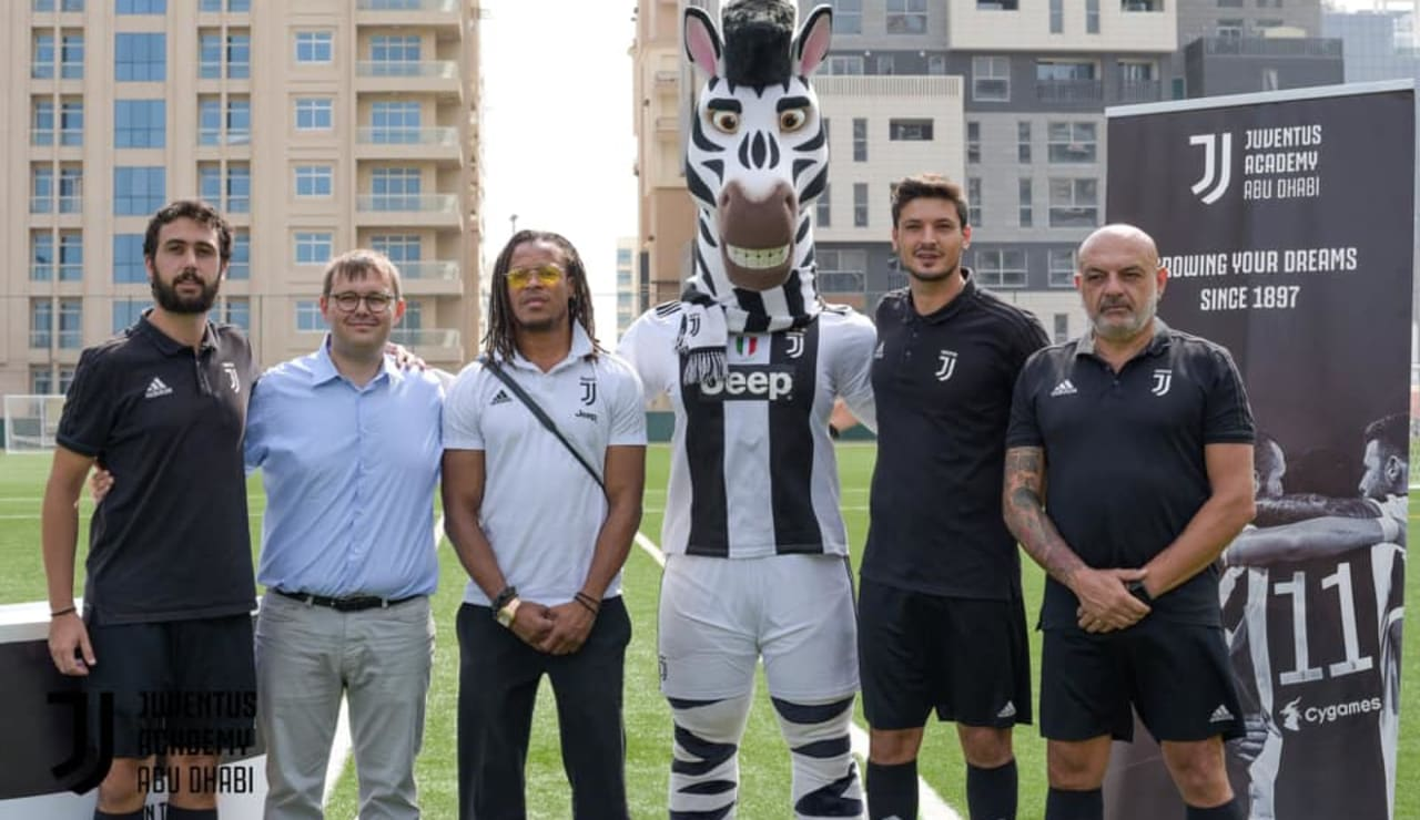 Team foto Abu Dhabi