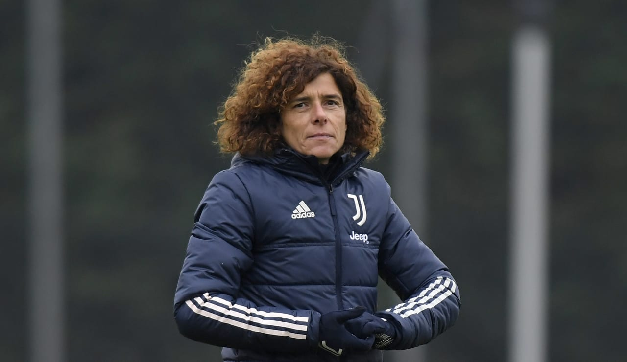 Women UWCL Training (1)