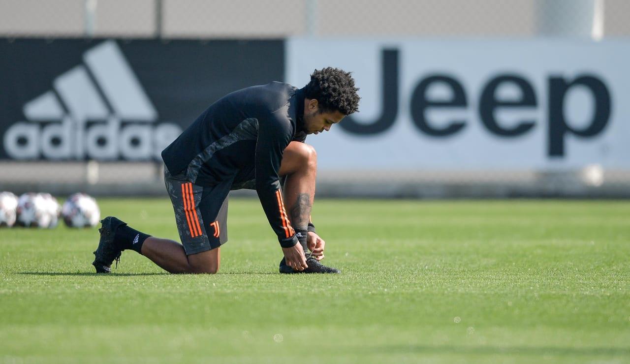 Training UCL pre Juve-Porto (6)