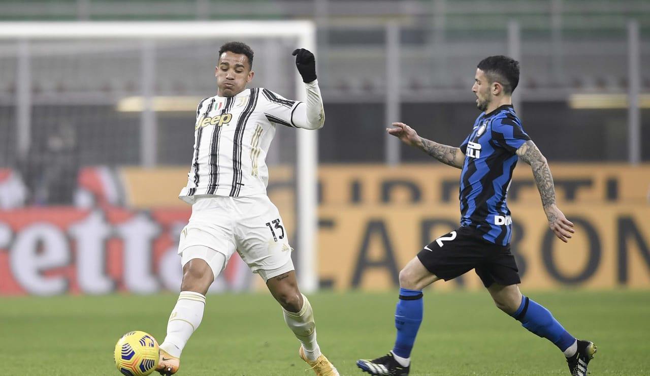 13 Inter Juventus 2 febbraio 2021