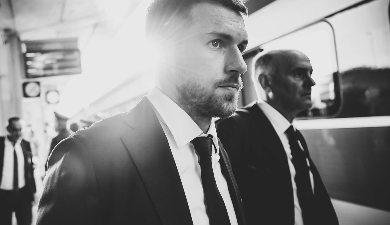 Stronger Scudetto Behind the scenes 6 Ramsey