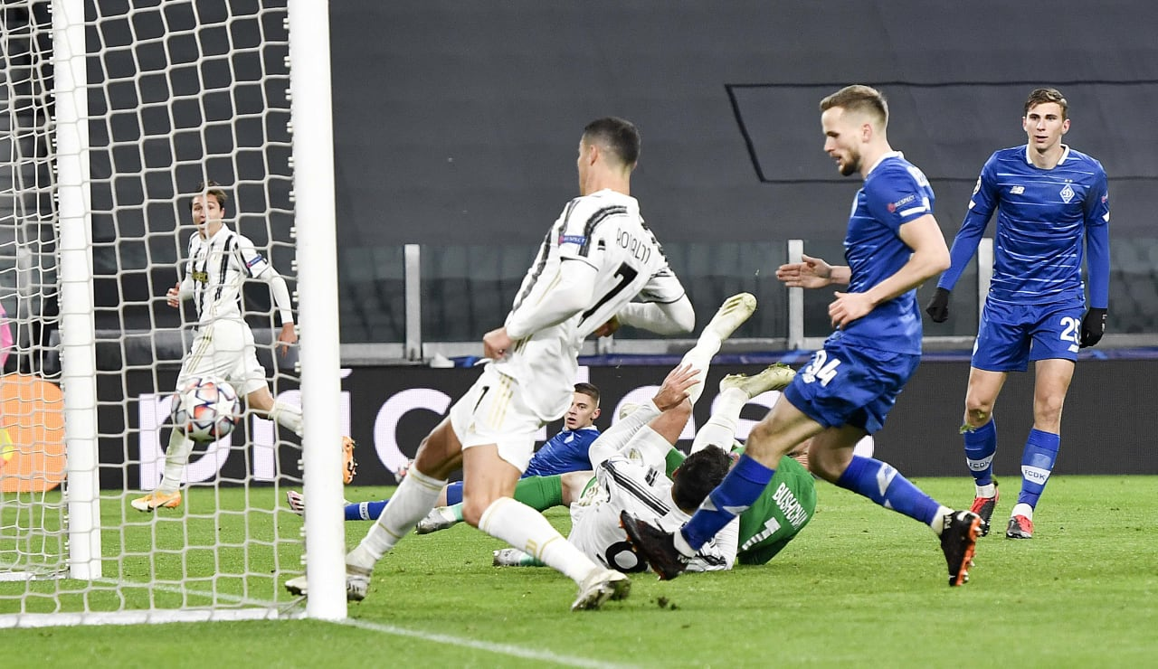 09 Juve Dinamo Kiev 2 dicembre 2020