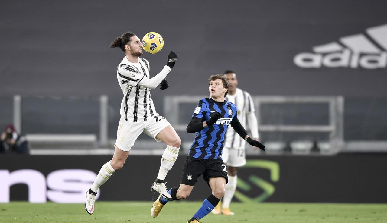 14 Juve Inter Coppa Italia 9 febbraio 2021