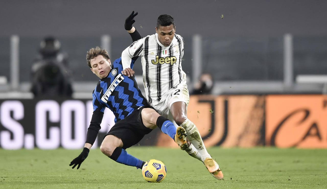 10 Juve Inter Coppa Italia 9 febbraio 2021