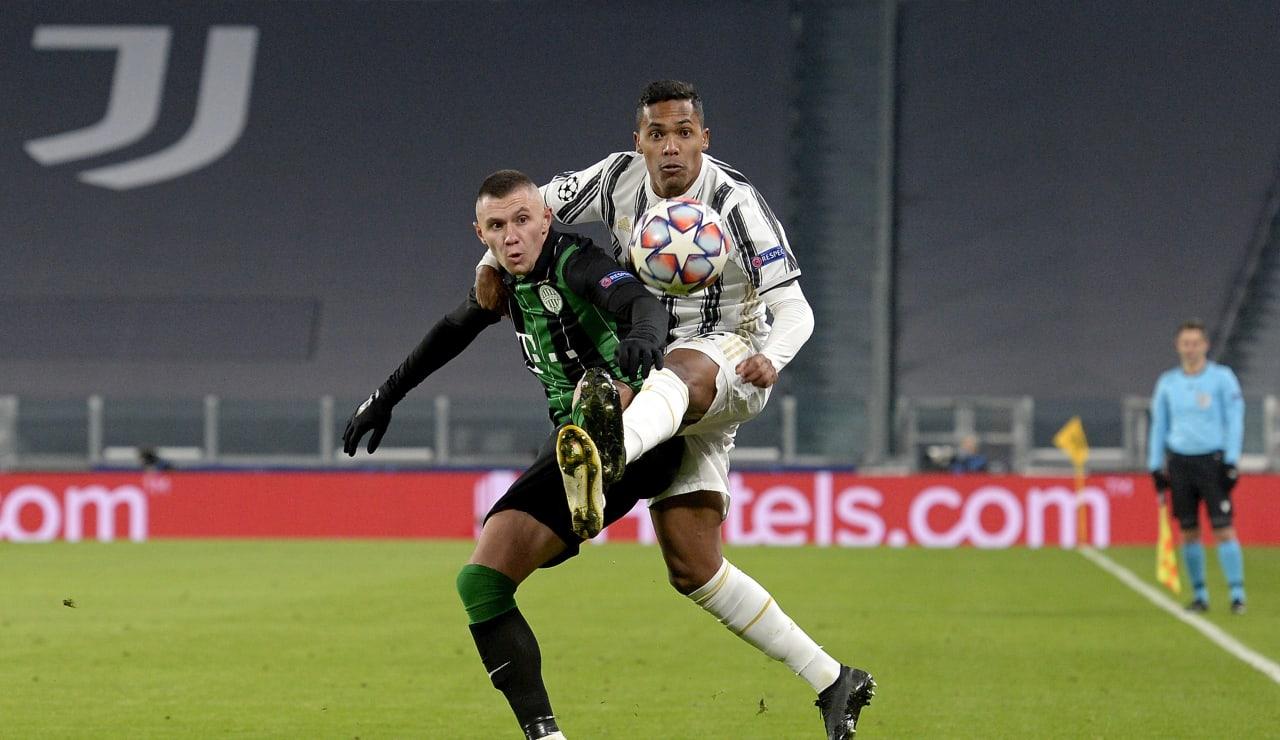 09 Juve Ferencváros 24 novembre 2020