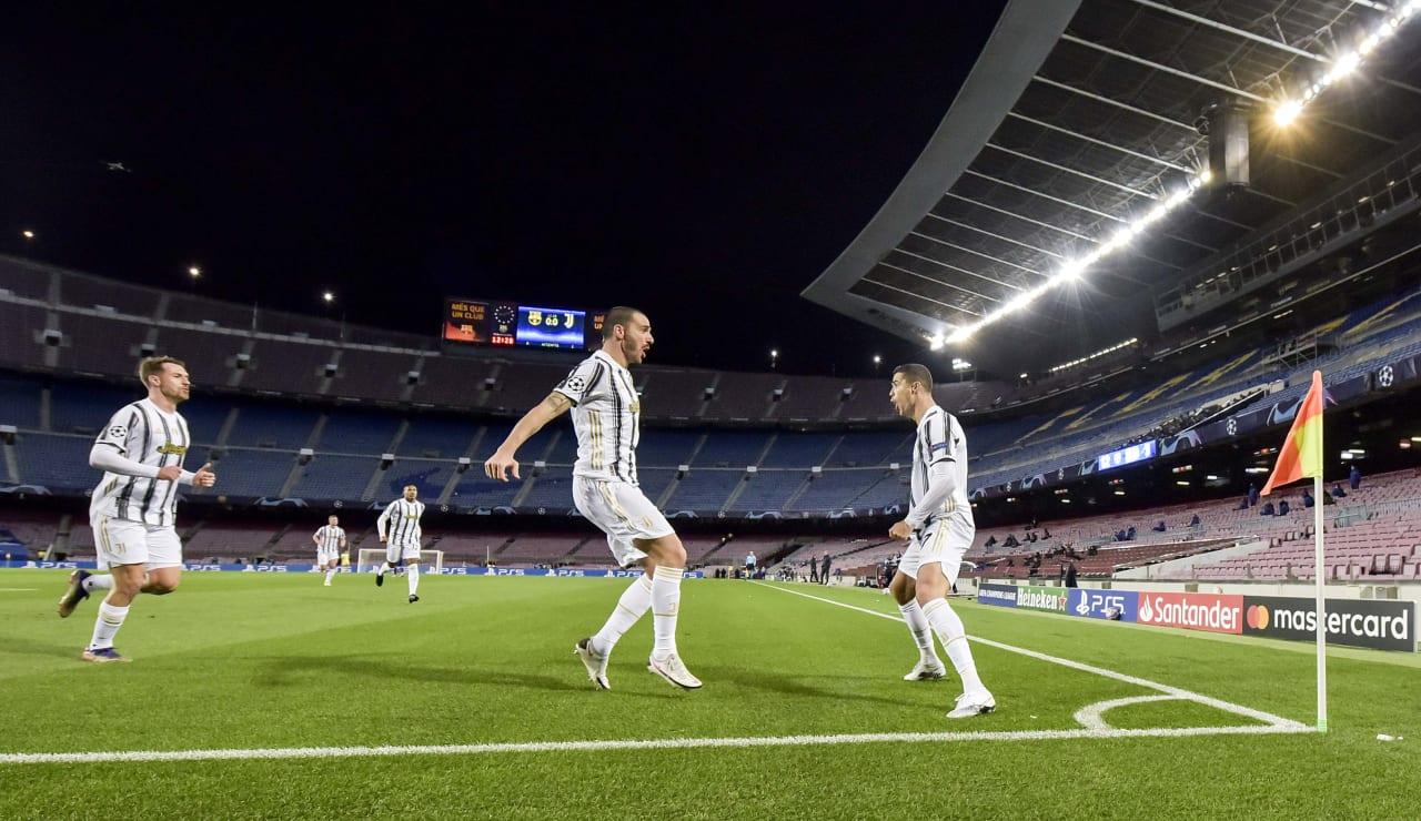 08 Barcelona Juventus 8 dicembre 2020