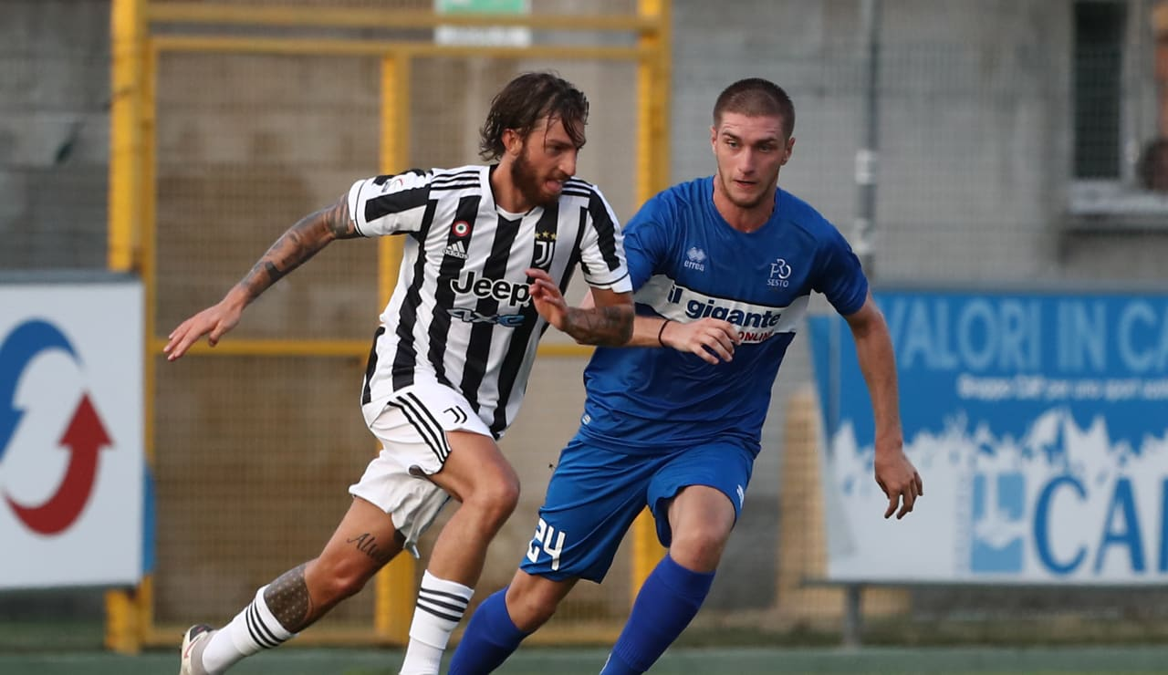 Coppa Italia Serie C | Pro Sesto - Juventus Under 23 | Foto 6