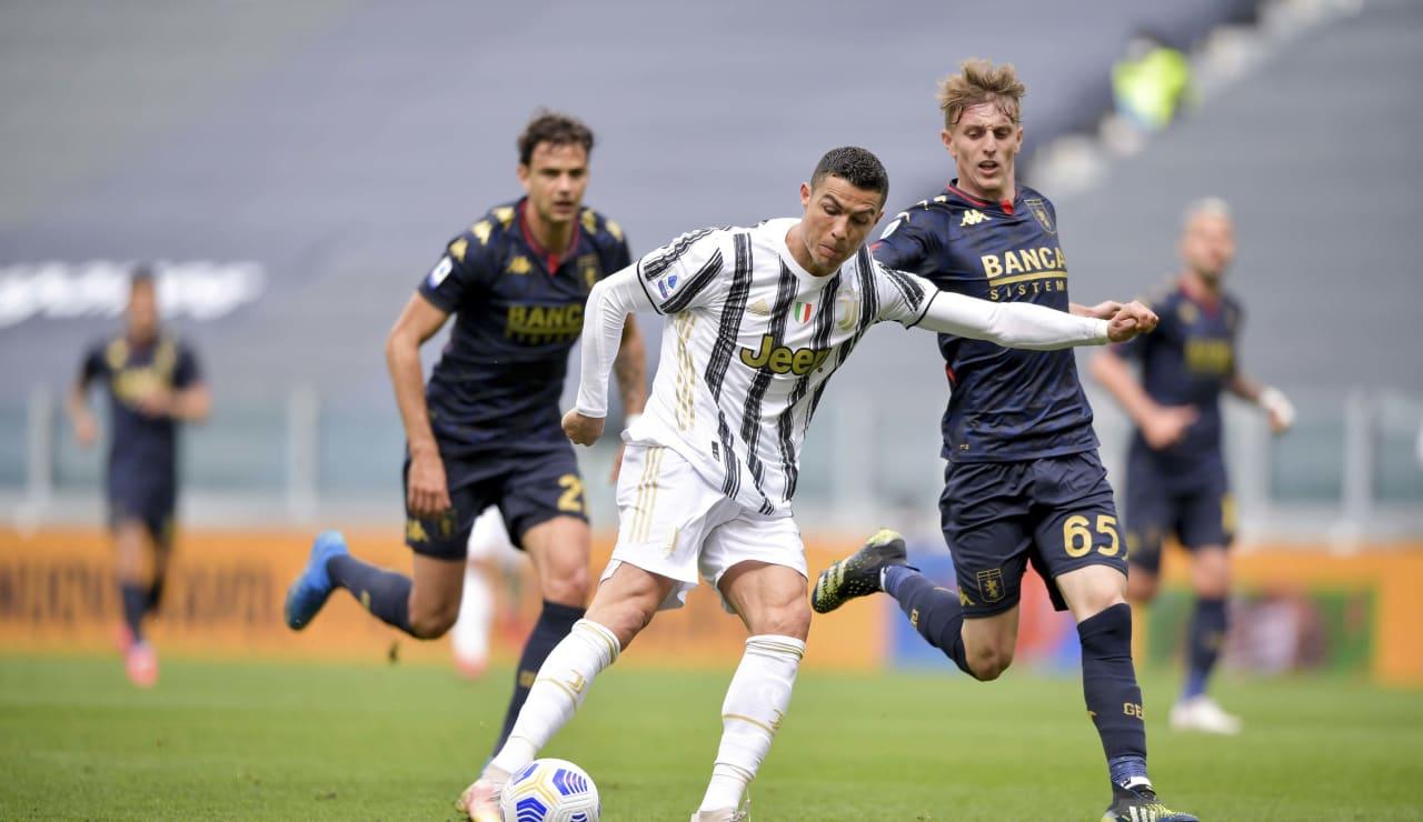 06 Juventus Genoa 11 aprile 2021