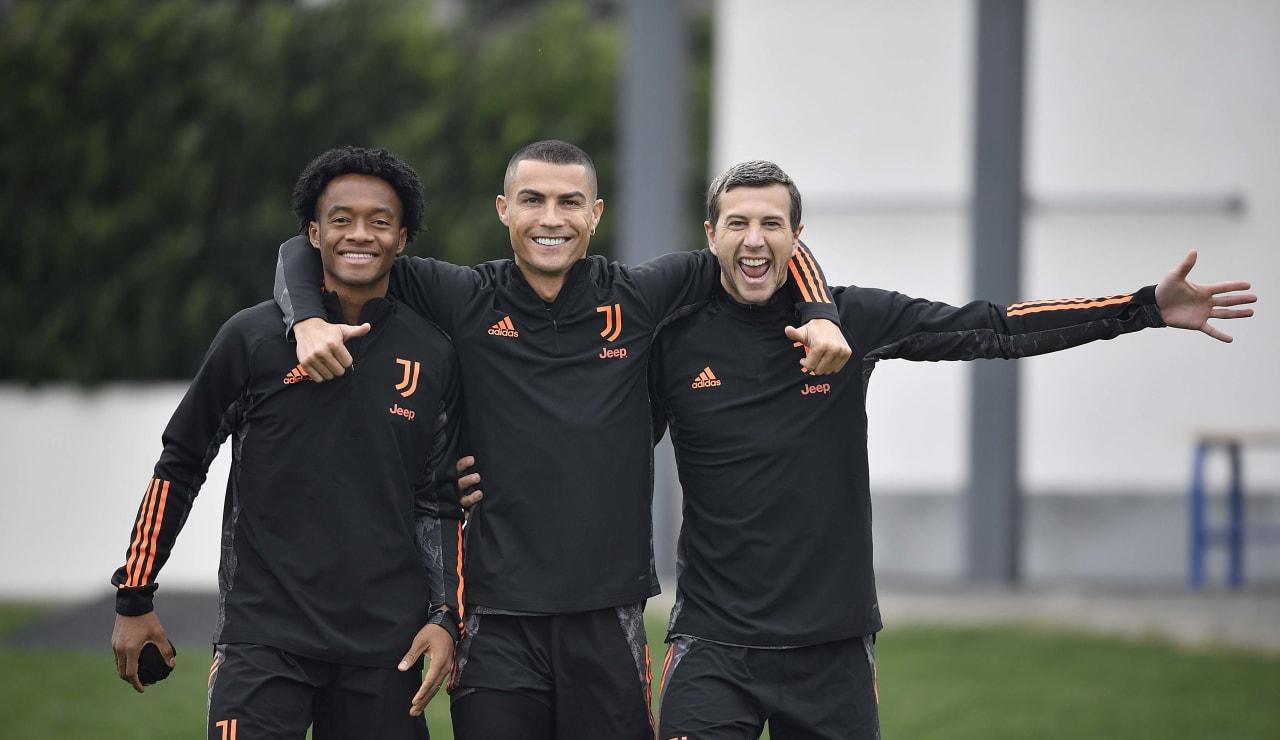 Training UCL pre Ferencvaros (5)