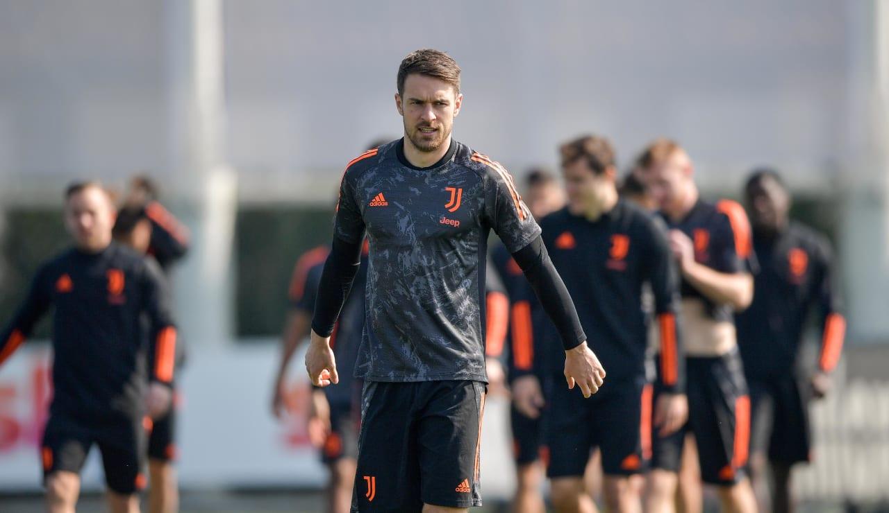 Training UCL pre Juve-Porto (8)