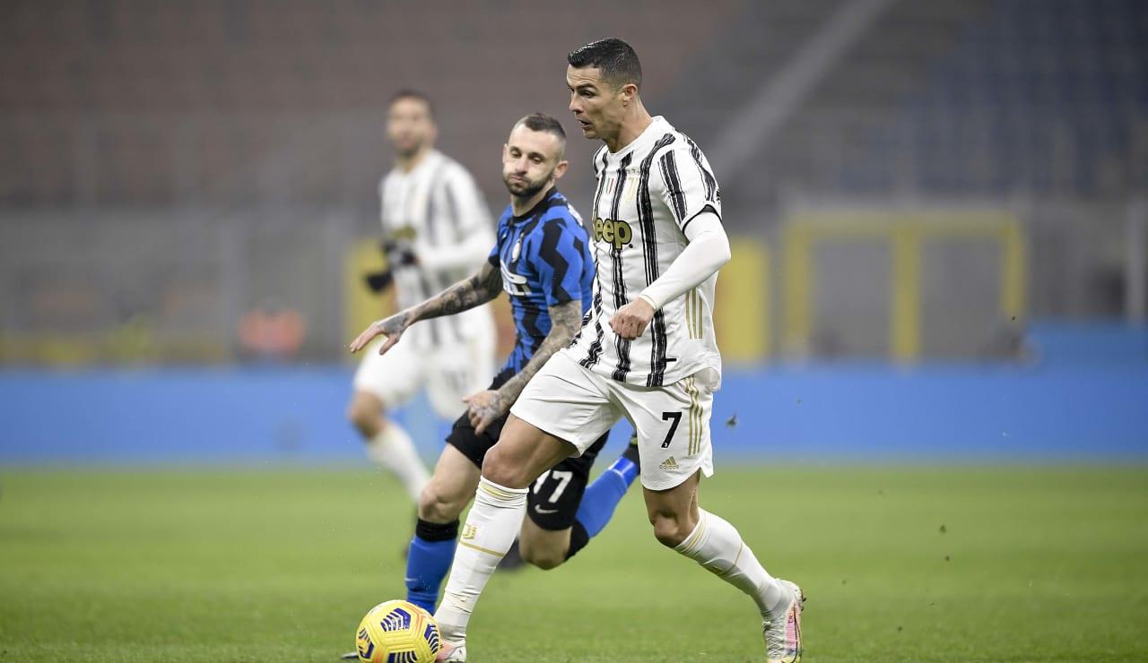 11 Inter Juventus 2 febbraio 2021