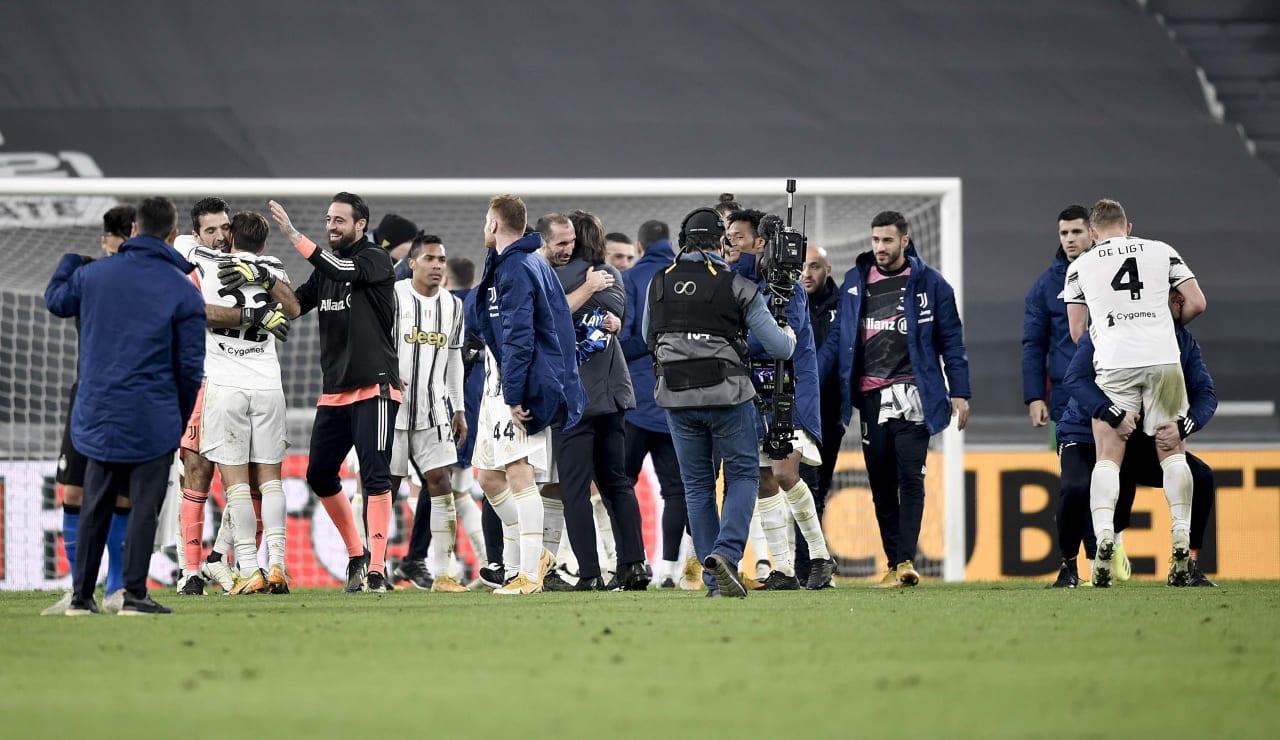 18 Juve Inter Coppa Italia 9 febbraio 2021