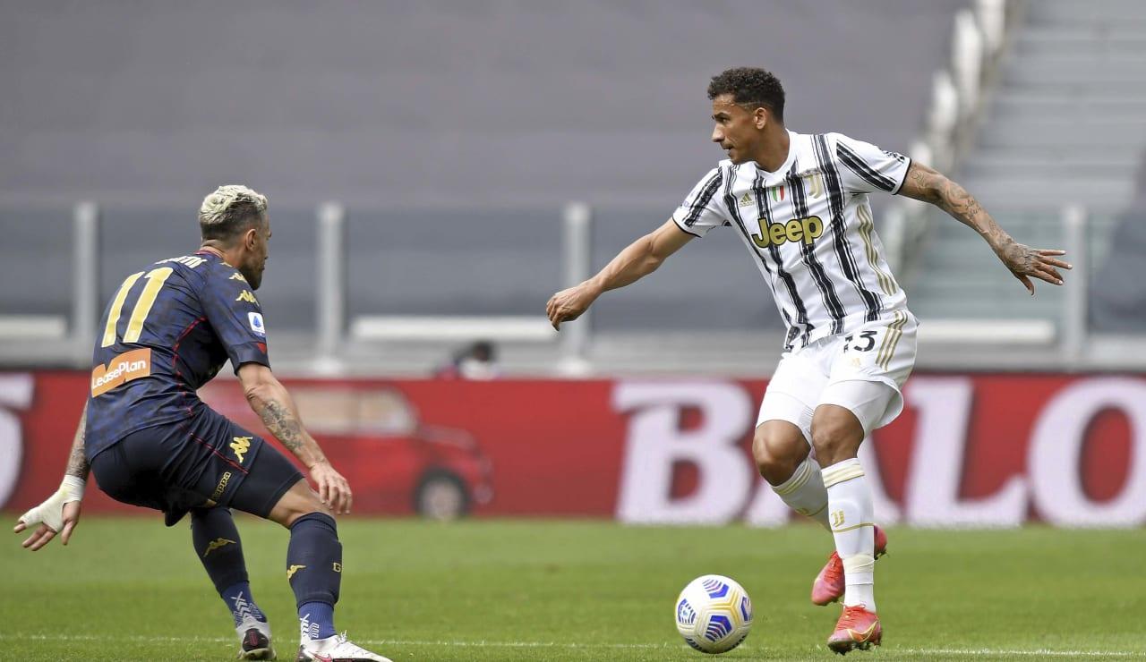 07 Juventus Genoa 11 aprile 2021