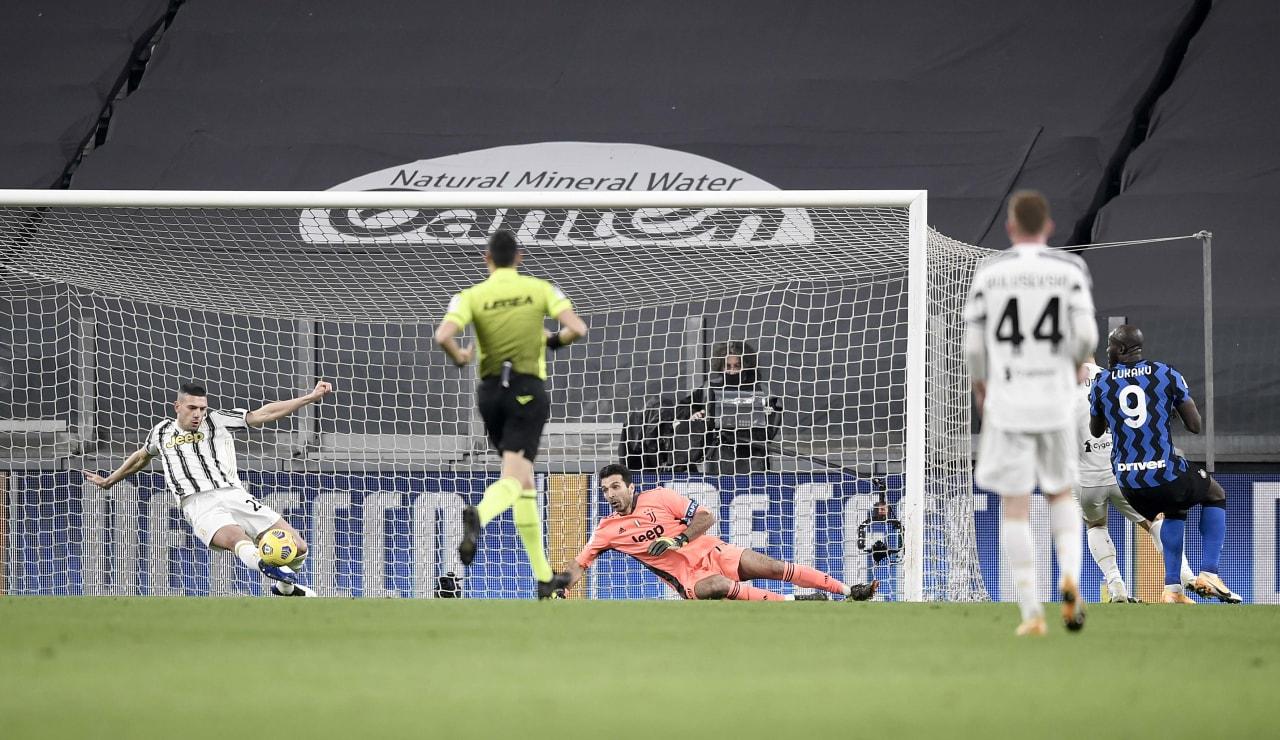 06 Juve Inter Coppa Italia 9 febbraio 2021