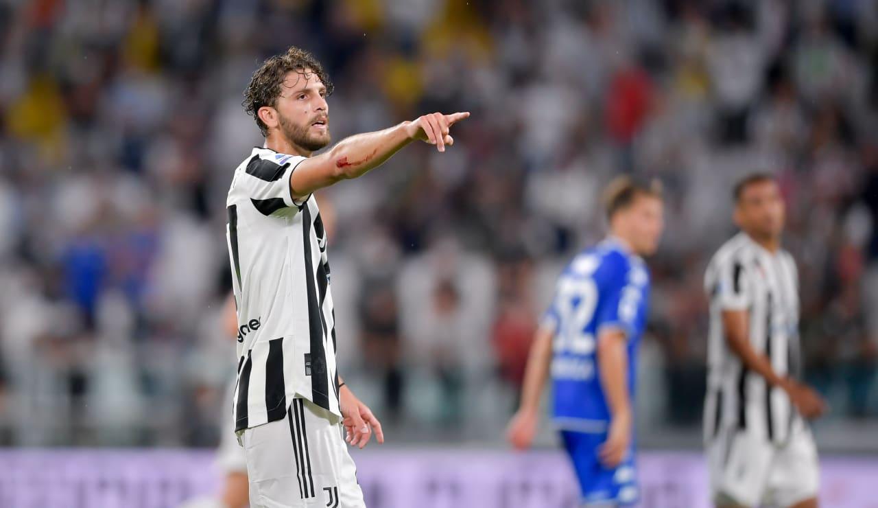 15 Juventus Empoli 28 agosto 2021