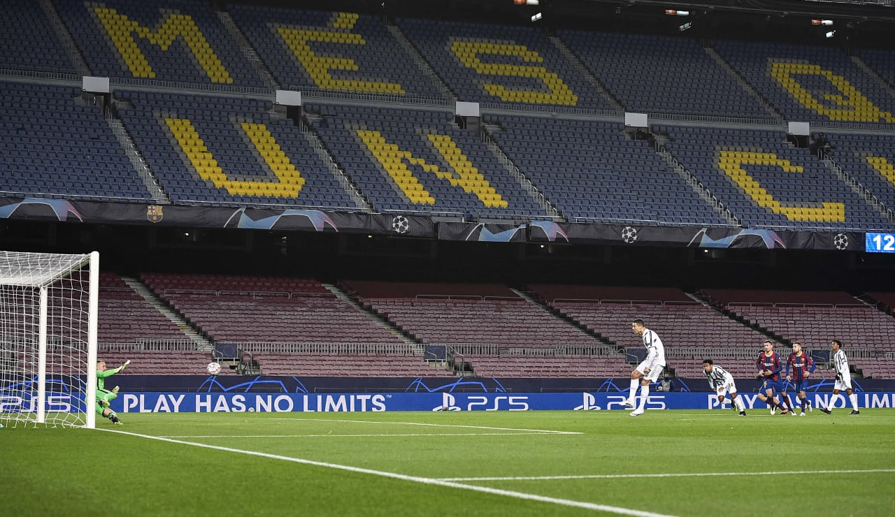 06 Barcelona Juventus 8 dicembre 2020