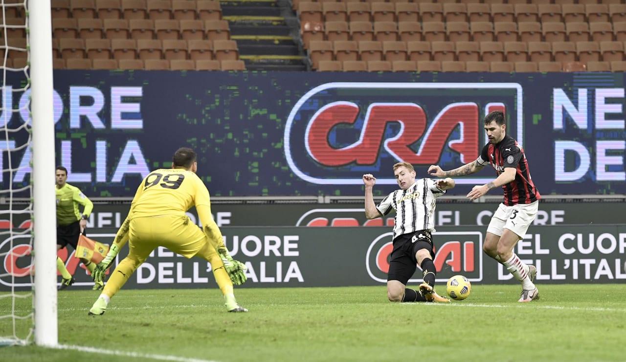 14 Milan Juve 6 gennaio 2021
