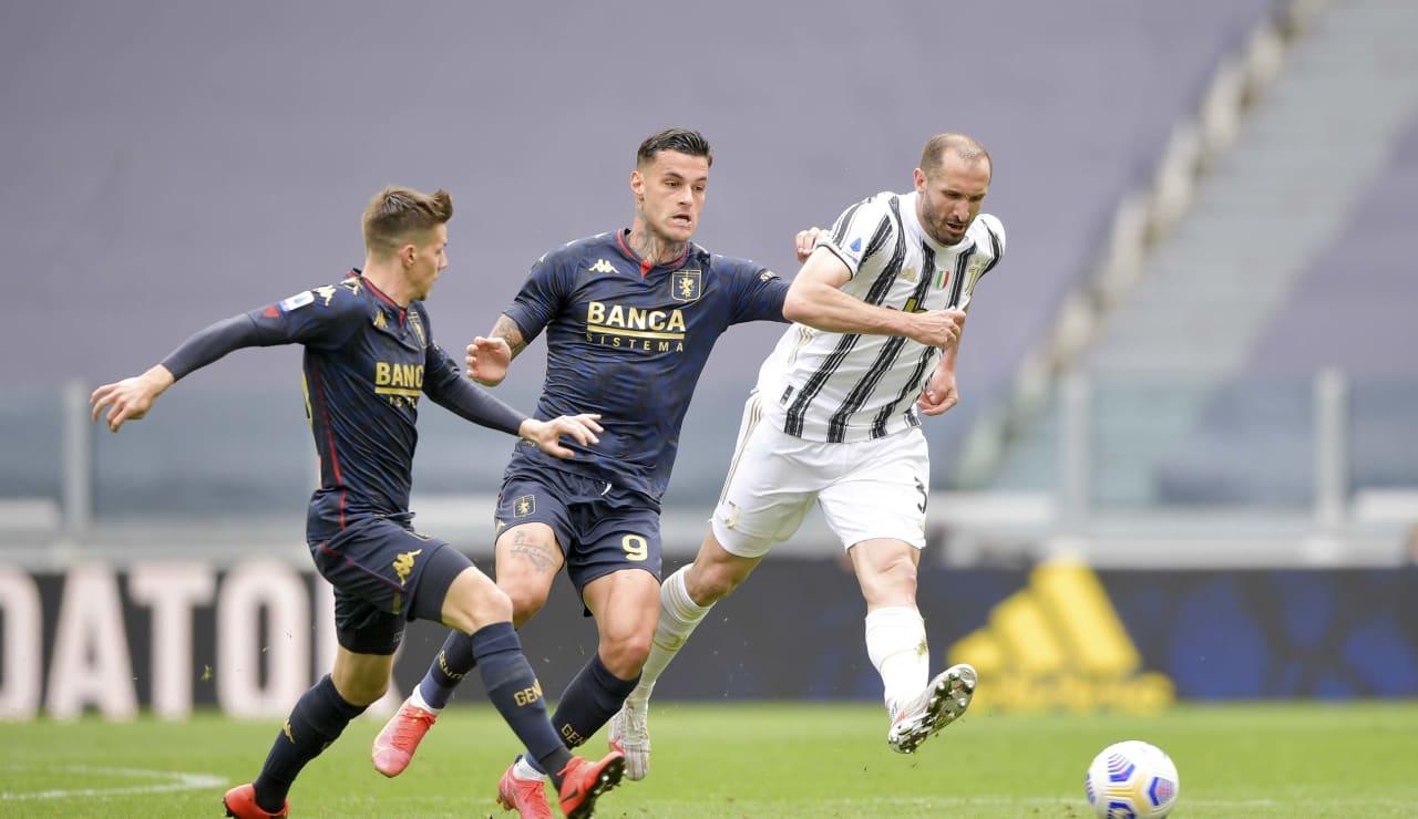 17 Juventus Genoa 11 aprile 2021