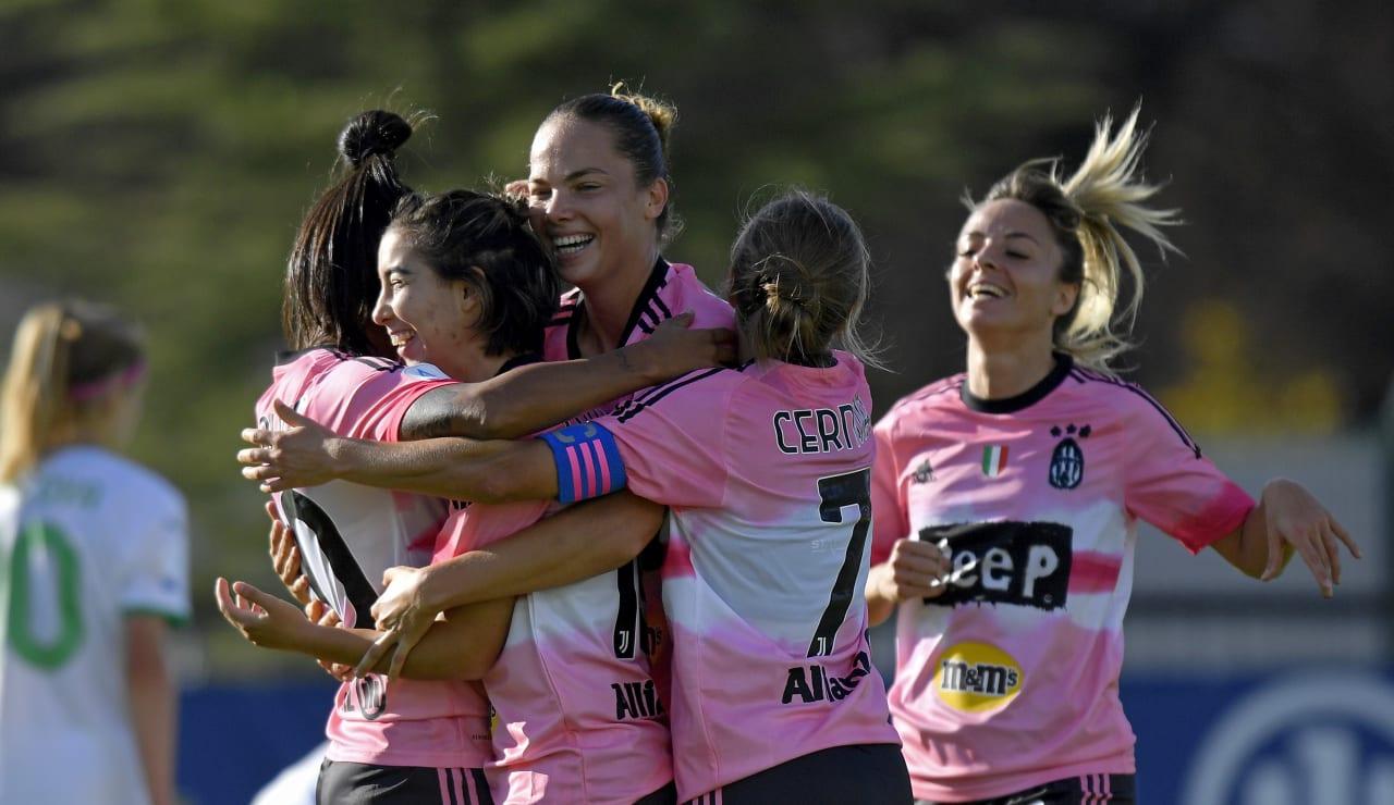 Juventus Women - Sassuolo