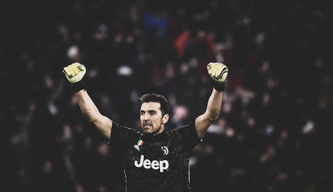 Stronger Scudetto Esultanze 12 Buffon