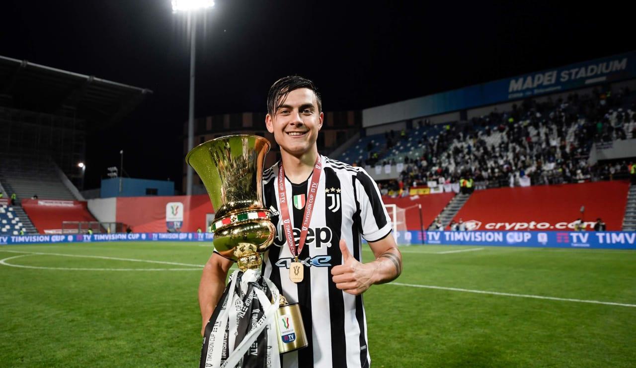 Esultanza Coppa Italia 19 maggio 2021 - 18