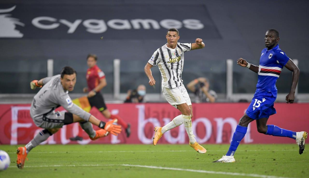 17 Juventus Sampdoria 20 settembre 2020