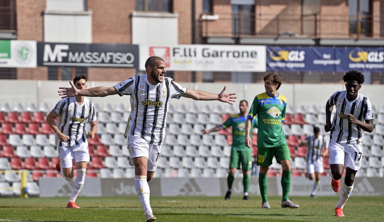 Juventus Under 23 - Pergolettese - 15