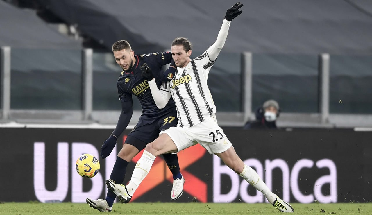 11 Juventus Genoa 13 gennaio 2021
