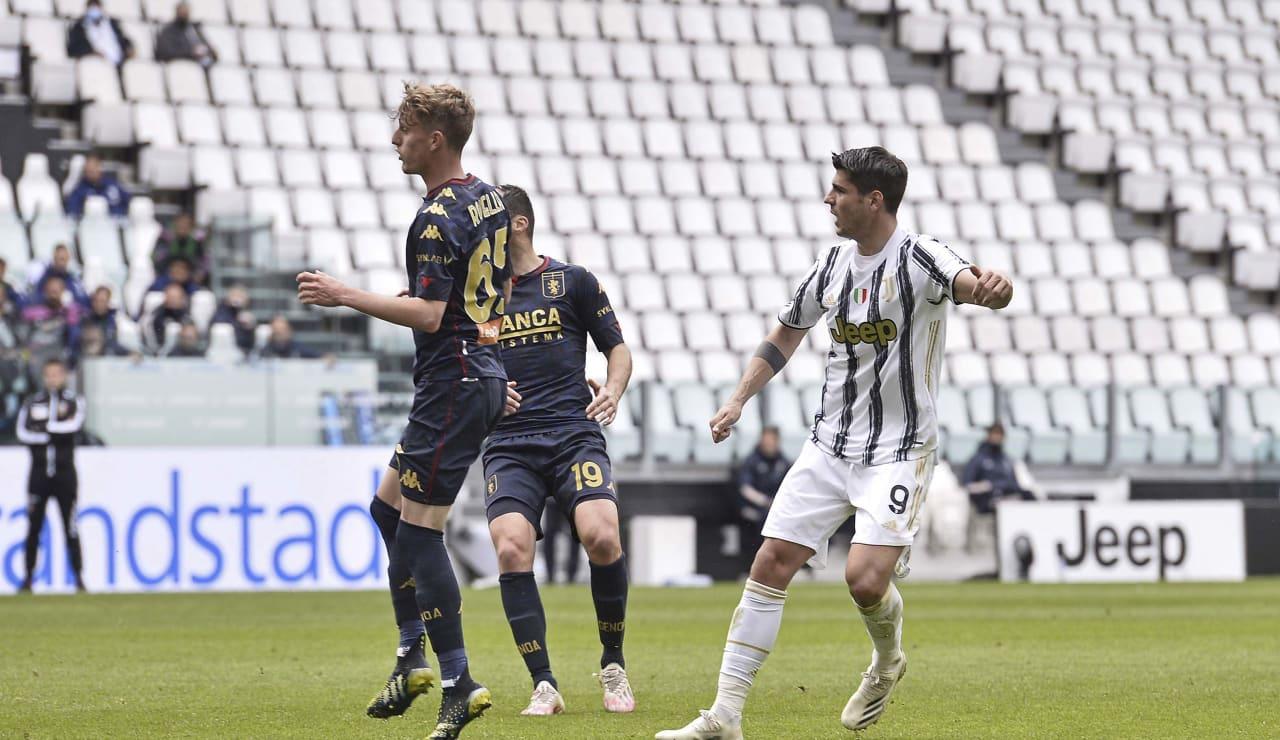 09 Juventus Genoa 11 aprile 2021