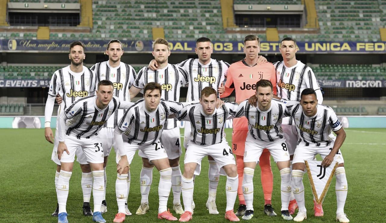 03 Hellas Verona Juventus 27 febbraio 2021