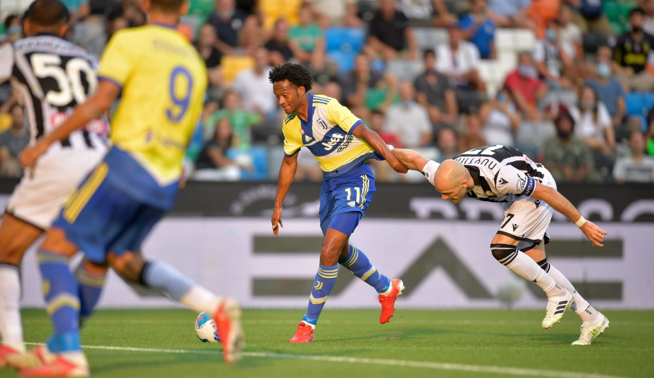 07 Udinese Juventus 22 agosto 2021