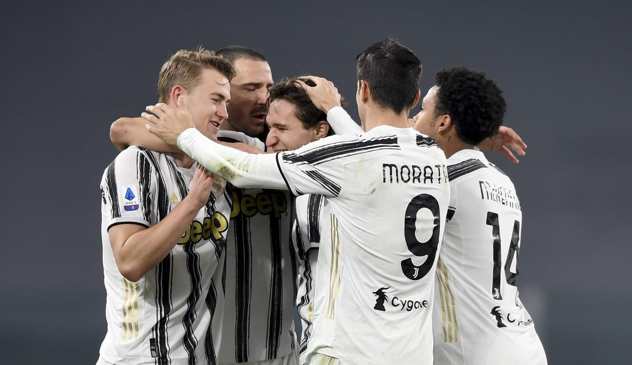 10 Juventus Atalanta 16 dicembre 2020