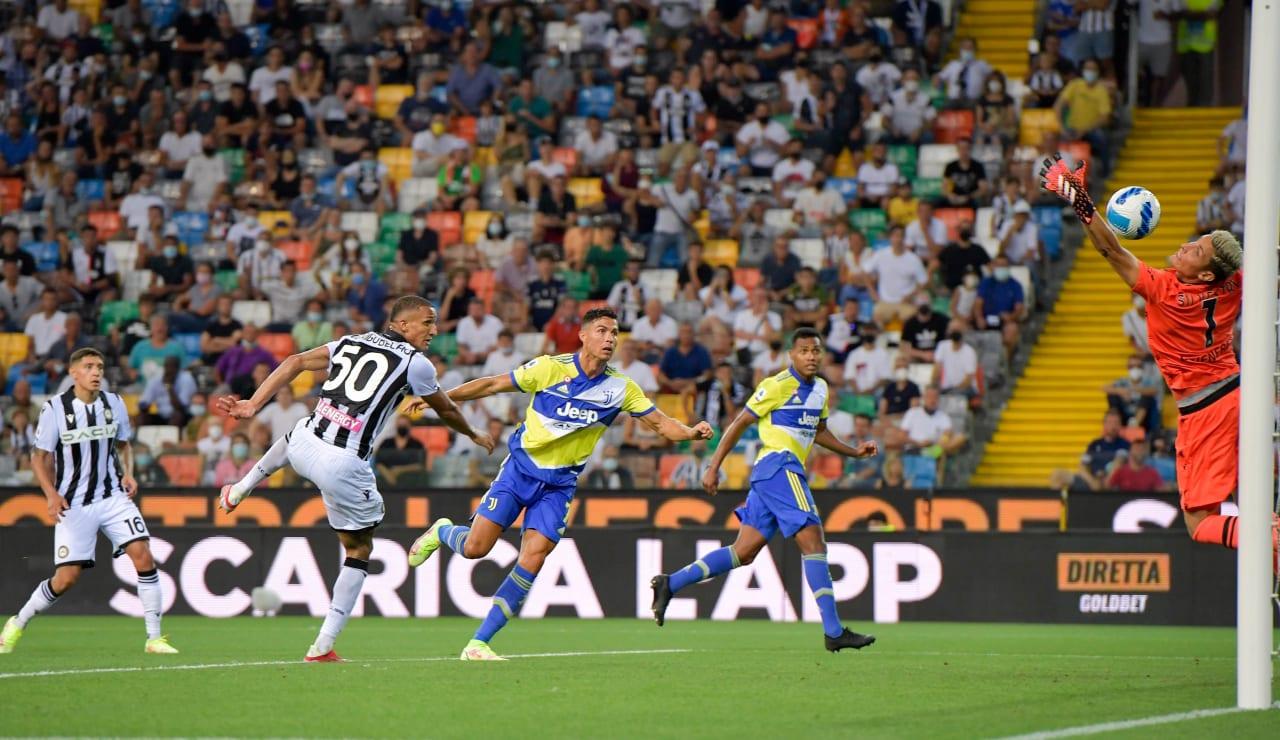 15 Udinese Juventus 22 agosto 2021