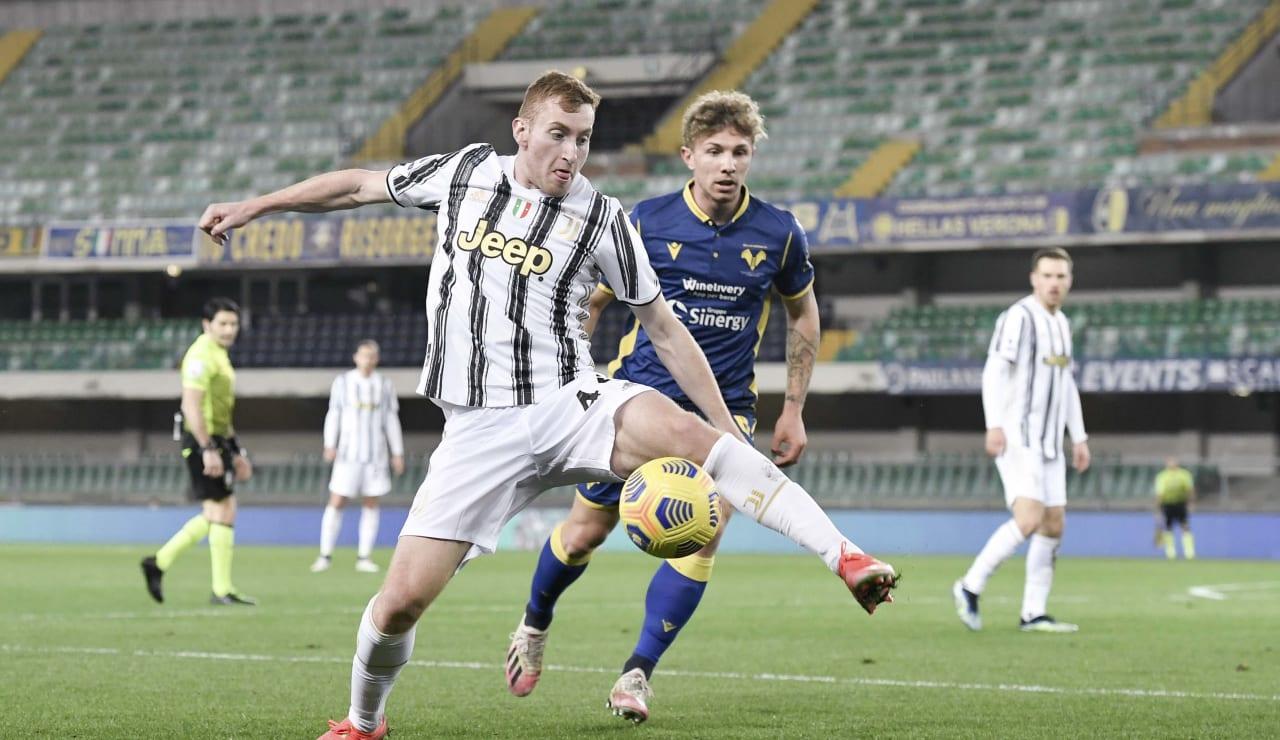 07 Hellas Verona Juventus 27 febbraio 2021