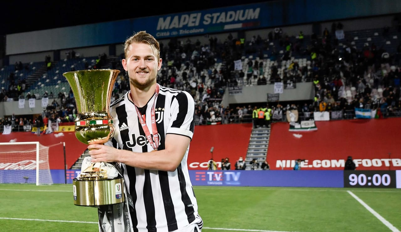Esultanza Coppa Italia 19 maggio 2021 - 16